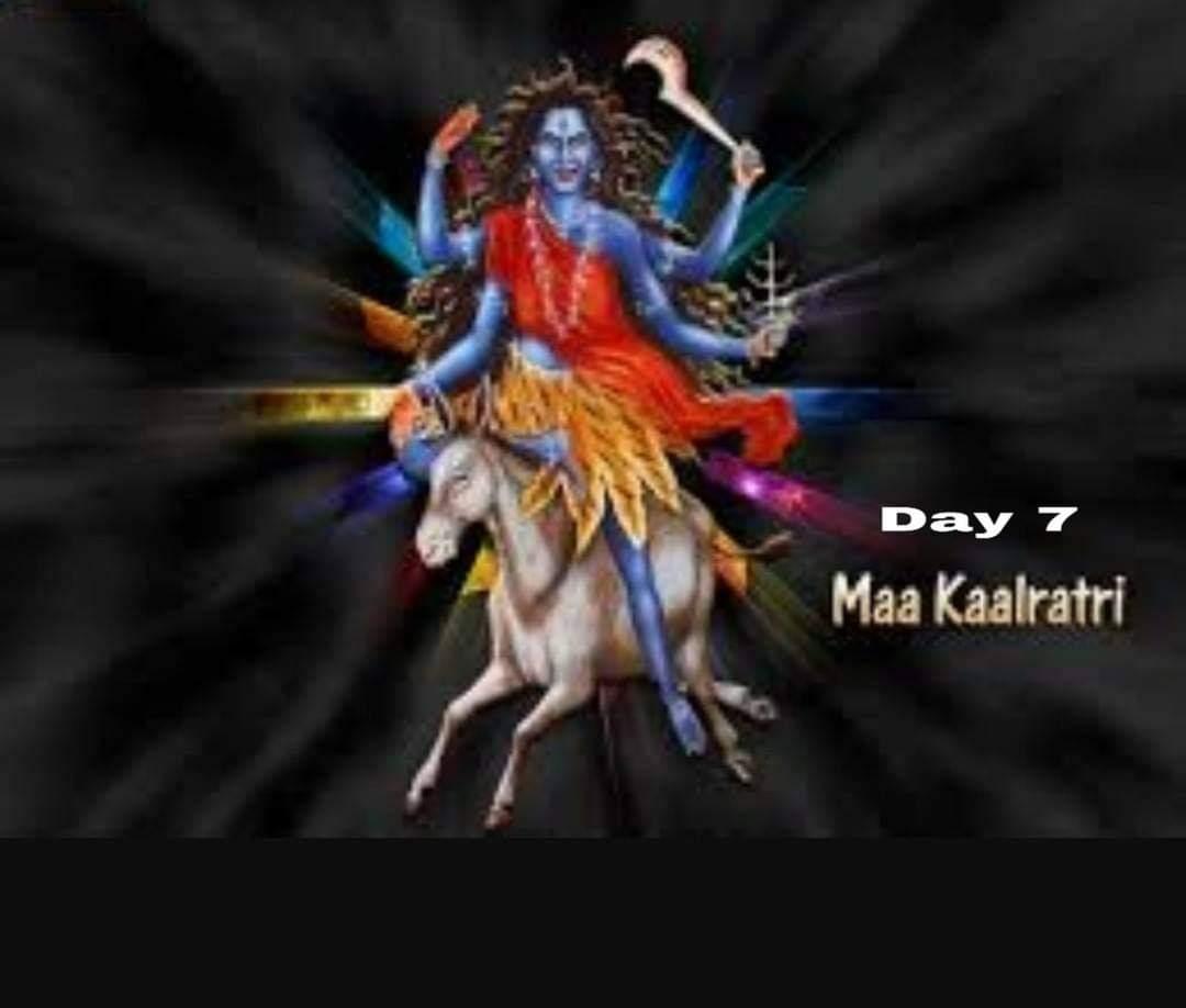 Navaratri Day 7 – Kaalratri Devi